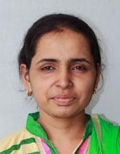 Mrs. Harjeet Kaur Riar